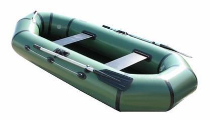 Двухместные надувные лодки пеликан